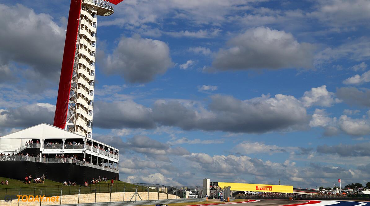 Handelsmerken aangevraagd voor drie mogelijke Formule 1-locaties in VS
