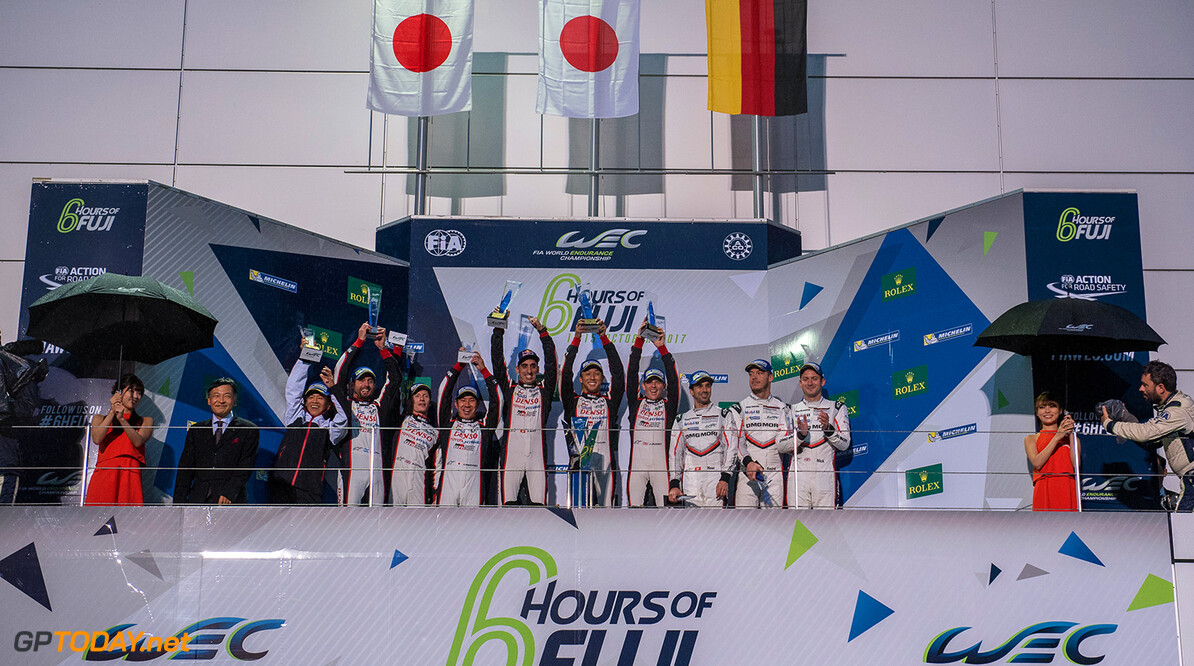 MH-1237.jpg Overall Podium -  WEC 6 Hours of Fuji - Fuji Speedway - Oyama - Japan Overall Podium -  WEC 6 Hours of Fuji - Fuji Speedway - Oyama - Japan Marius Hecker Oyama Japan  Adrenal Media WEC 6 Hours of Fuji - Fuji Speedway - Oyama - Japan