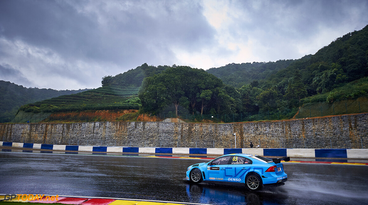 during the 2017 FIA WTCC World Touring Car Championship at Shanghai, China, September 13 to 15 - Photo David Noels / DPPI