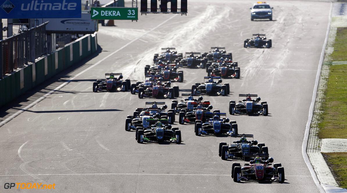 FIA onthult kalender voor Europees kampioenschap F3