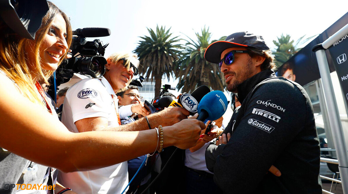 Daytona opportunity for Alonso to prepare for Le Mans