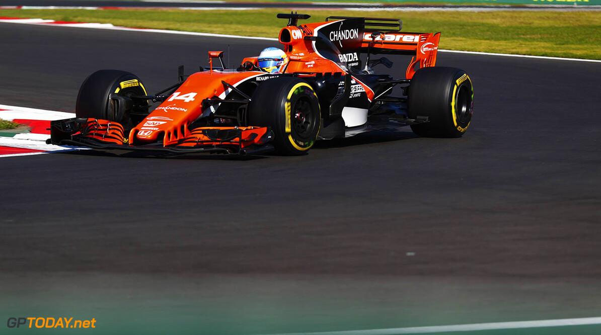 McLaren vetoes plan to keep shark fins for 2018
