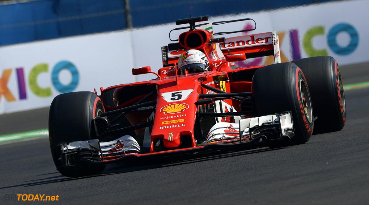 Braziliaanse Grand Prix prooi voor Sebastian Vettel, Max Verstappen vijfde