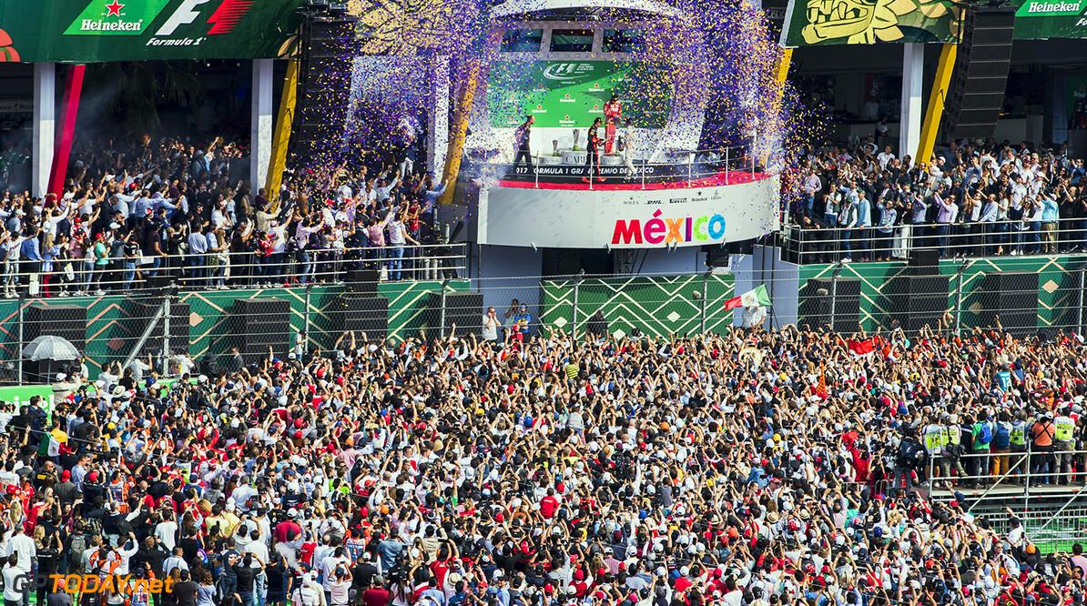 Mexico opnieuw uitgeroepen tot 'Race van het Jaar'