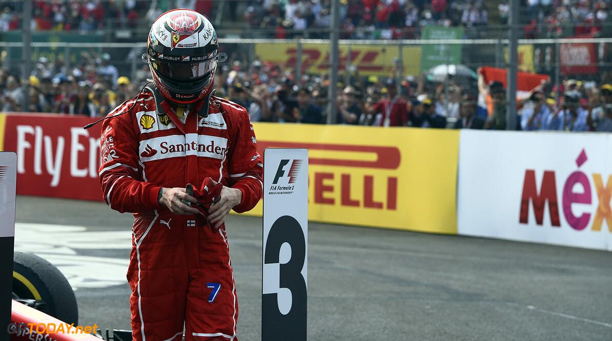 Raikkonen onverschillig over vierde titel Hamilton