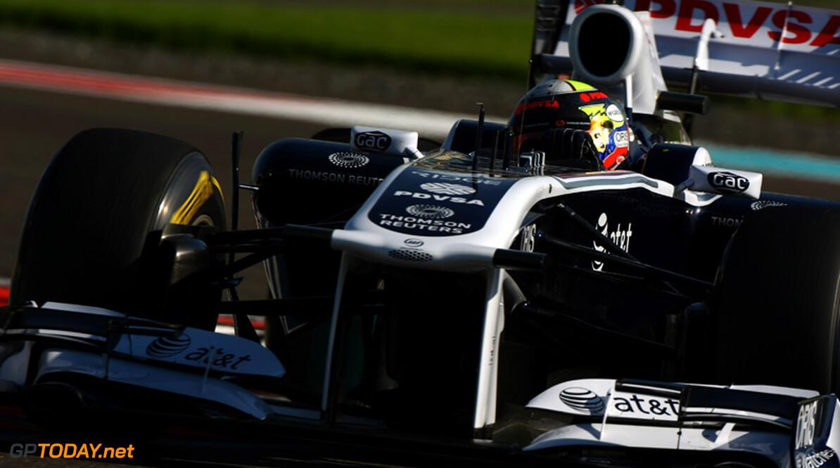 <b>Officieel:</b> Pastor Maldonado rijdt ook in 2012 voor Williams