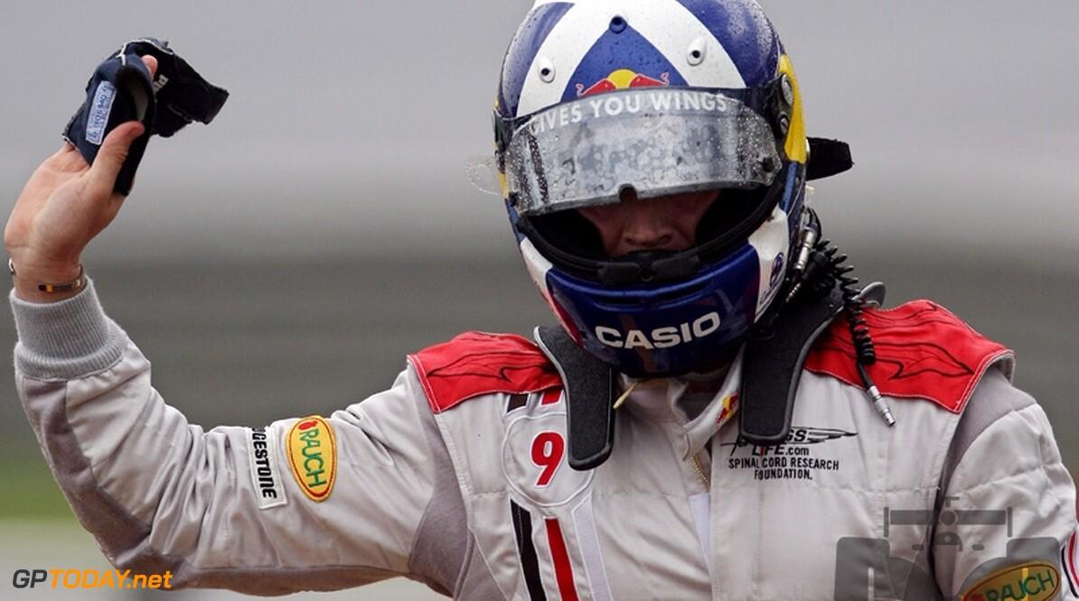 Loeb verslaat Coulthard in finale Race of Champions