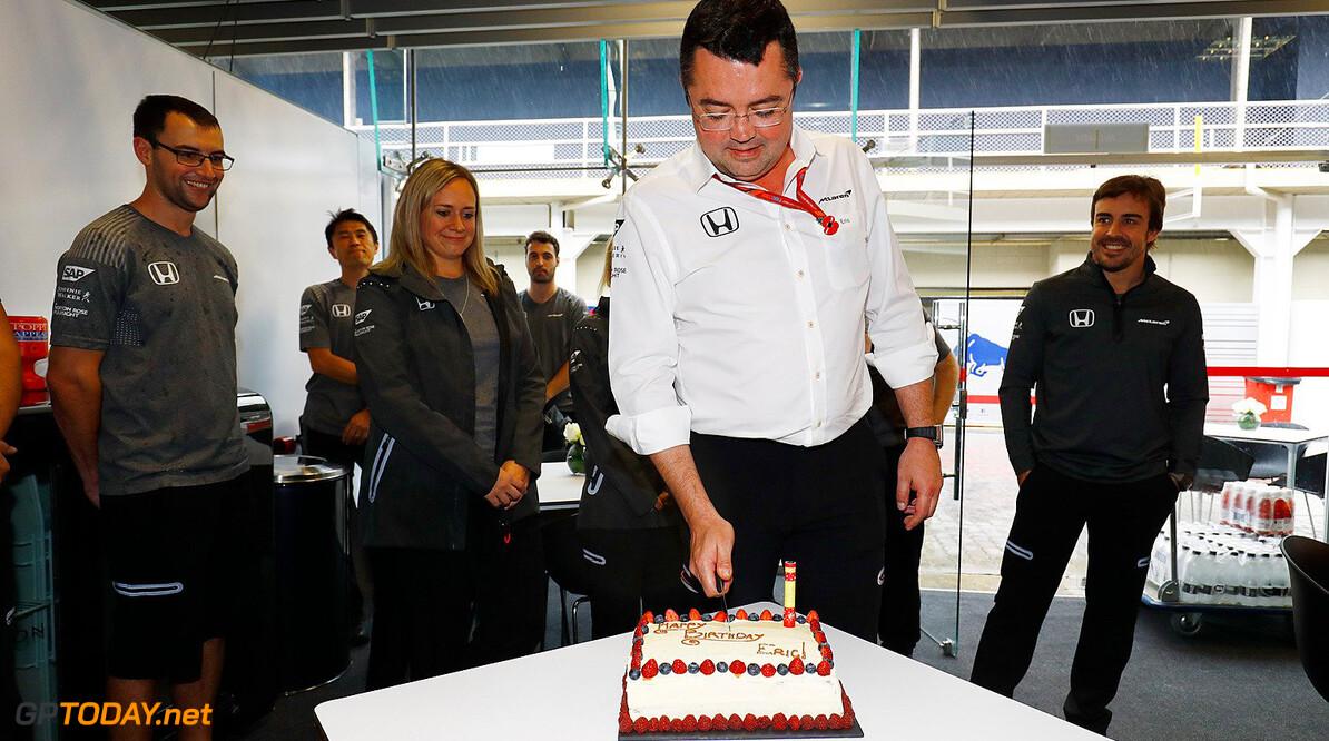 """Boullier: """"McLaren had Honda drie of vier jaar ontwikkelingstijd moeten geven"""""""