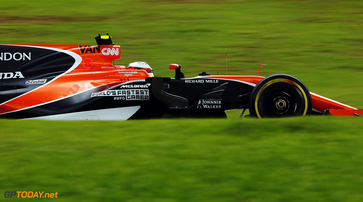 McLaren stands firm on shark fin veto