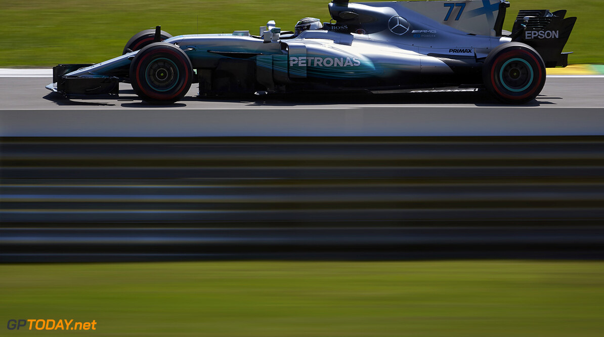 Bottas happy to deliver for Mercedes after robbery incident