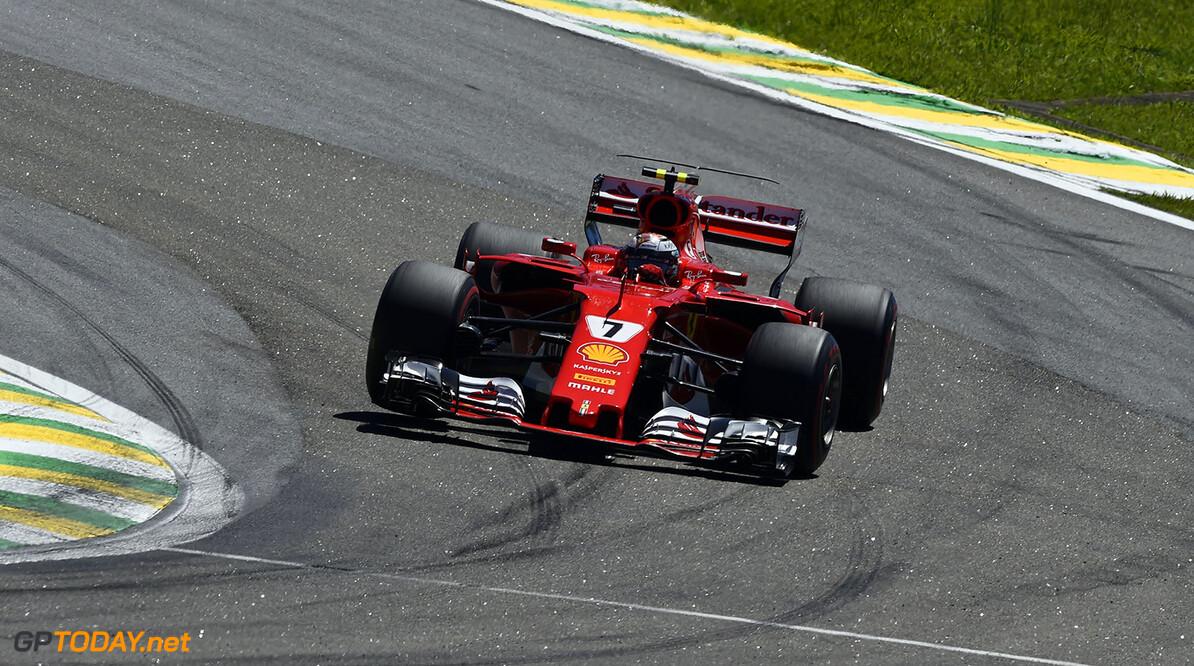 GP BRASILE F1/2017   GP BRASILE F1/2017  (C) FOTO STUDIO COLOMBO PER FERRARI MEDIA ((C) COPYRIGHT FREE)  GP BRASILE F1/2017  (C) FOTO STUDIO COLOMBO INTERLAGOS BRASILE