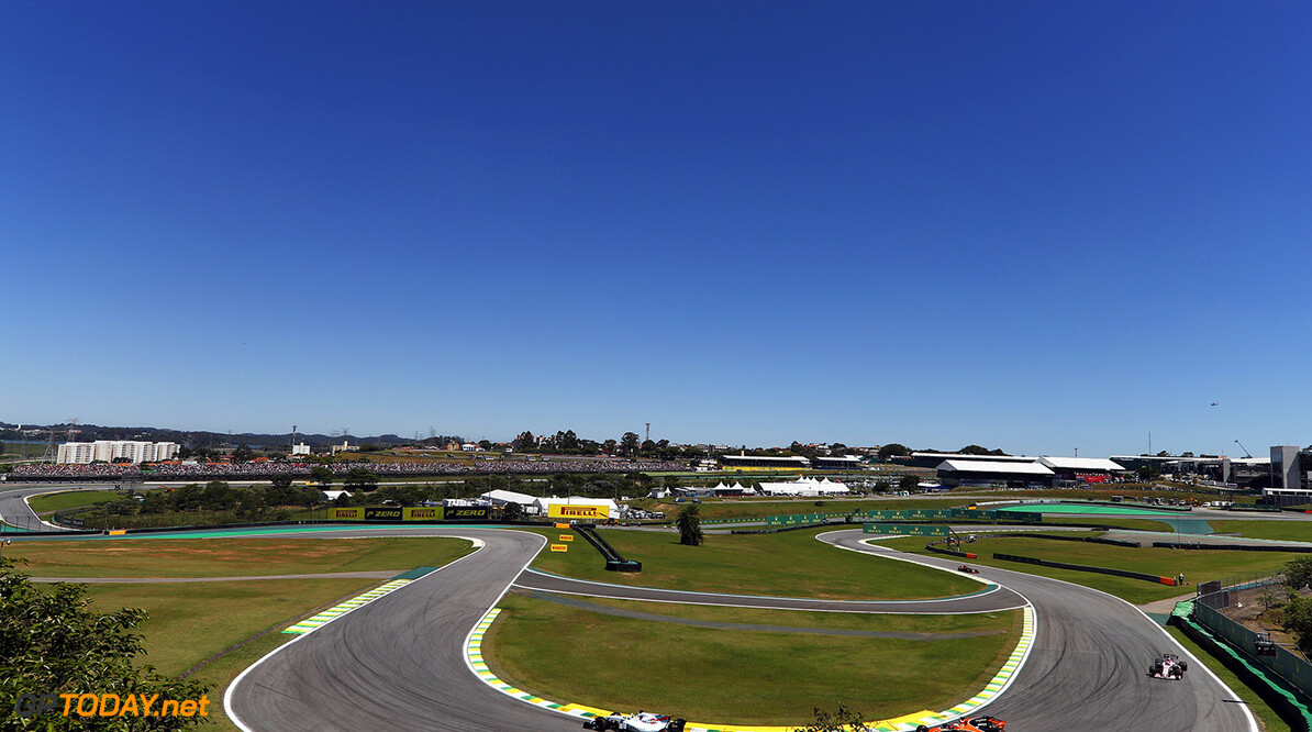 Interlagos, Sao Paulo, Brazil. Sunday 12 November 2017. World Copyright: Glenn Dunbar/LAT Images  ref: Digital Image _31I3587  Glenn Dunbar    f1 formula 1 formula one gp