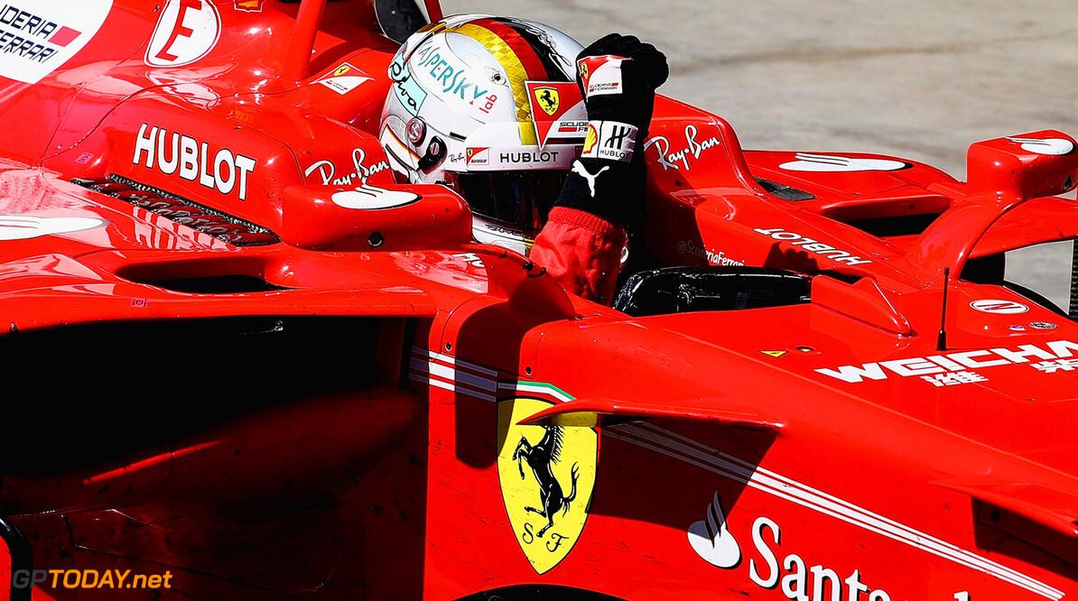 Overwinning onderstreept ware kracht van de Ferrari