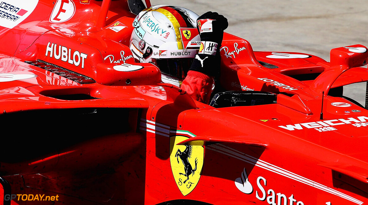 Sebastian Vettel baalt van gat met Mercedes in kwalificatie