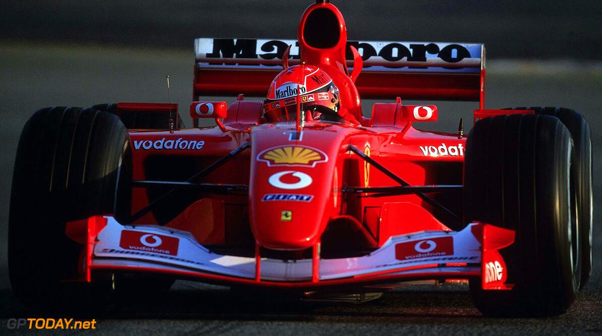 Badoer gaat geregeld op bezoek bij Michael Schumacher