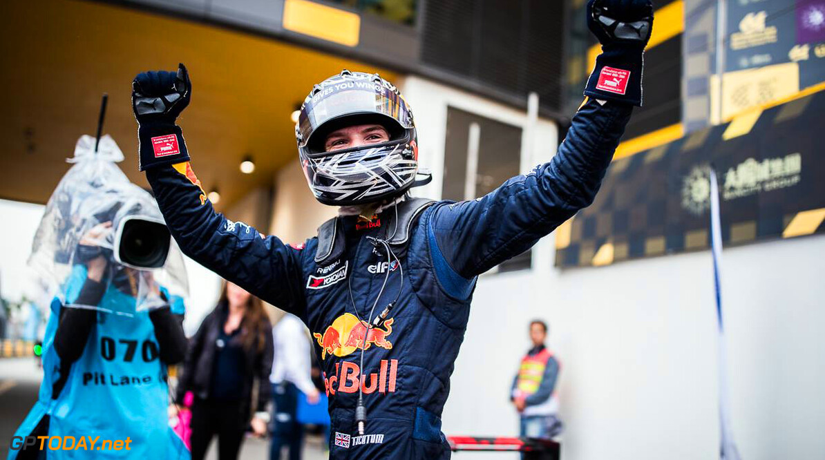 Ticktum aiming to top up 'annoying' super license points