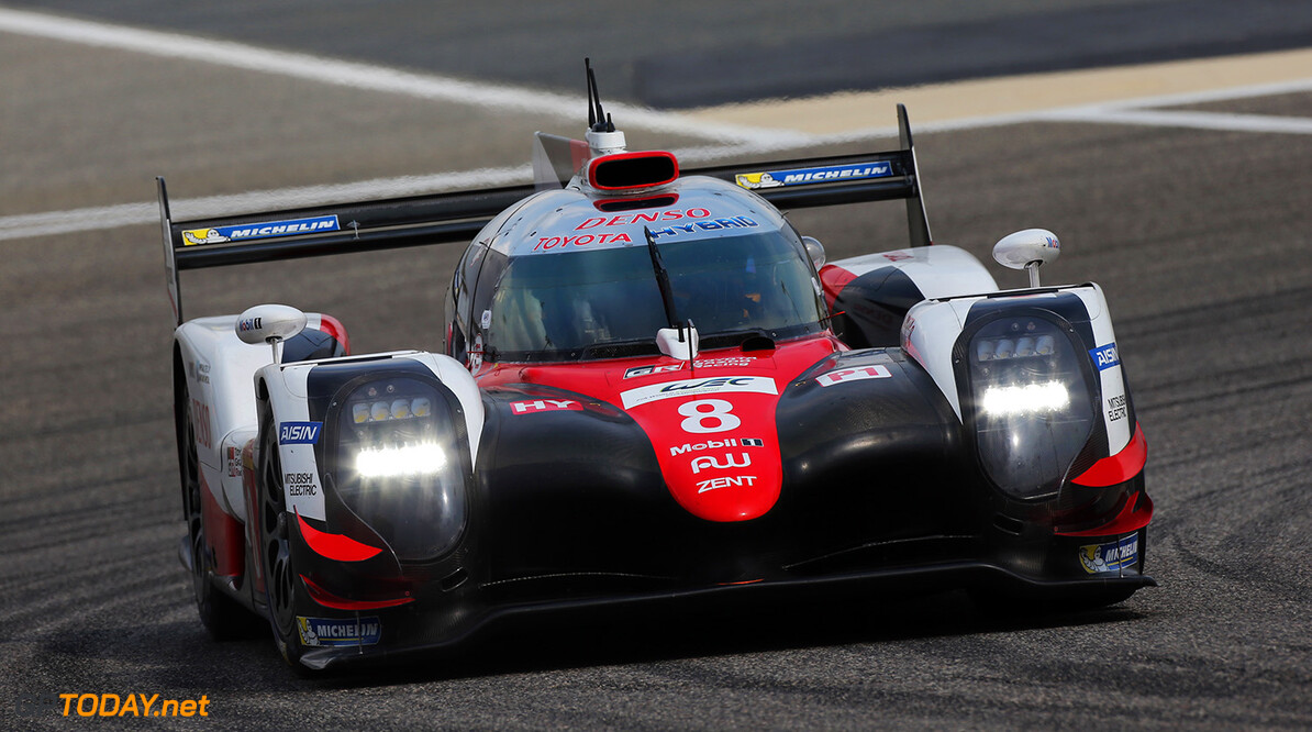 World Endurance Championship Testing 