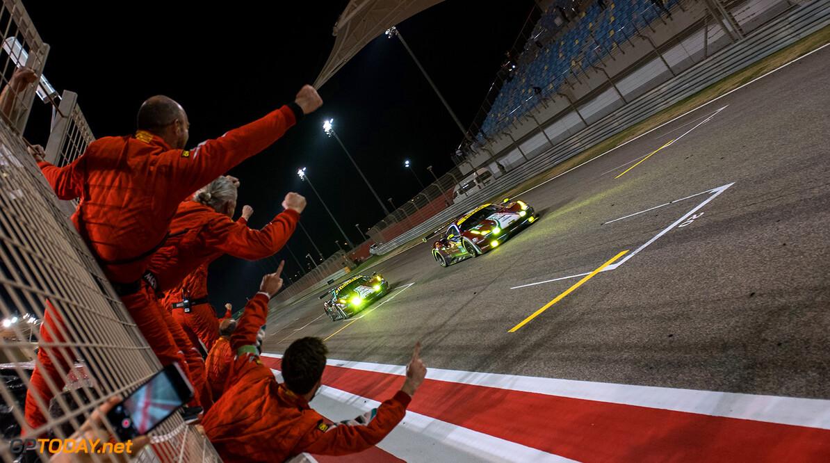 #51 AF CORSE / ITA / Ferrari 488 GTE & #71 AF CORSE / ITA / Ferrari 488 GTE -