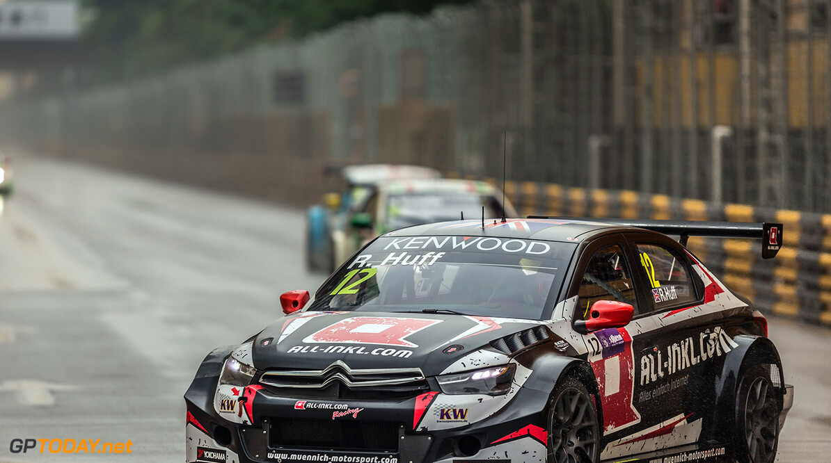 AUTO - WTCC MACAU - 2017 12 HUFF Robert (GBR), All-Inkl.com Munnich Motorsport, Citro?n C-Elys?e WTCC, Action during the 2017 FIA WTCC World Touring Car Championship race at Guia International Circuit from november 17 to 19, Macau - Photo Clement Luck / DPPI AUTO - WTCC MACAU - 2017 Clement Luck Macau Macau  auto championnat du monde circuit course fia macao motorsport novembre tourisme wtcc