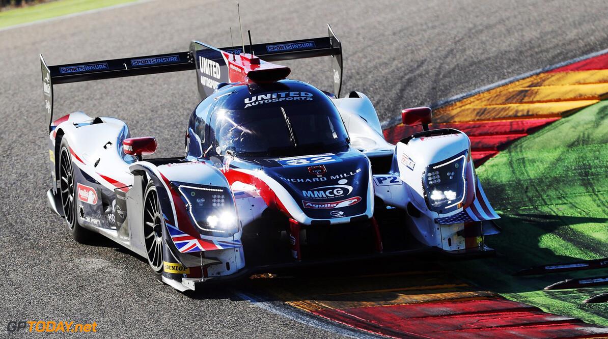 Alonso maakt eerste meters in LMP2-auto voor Daytona