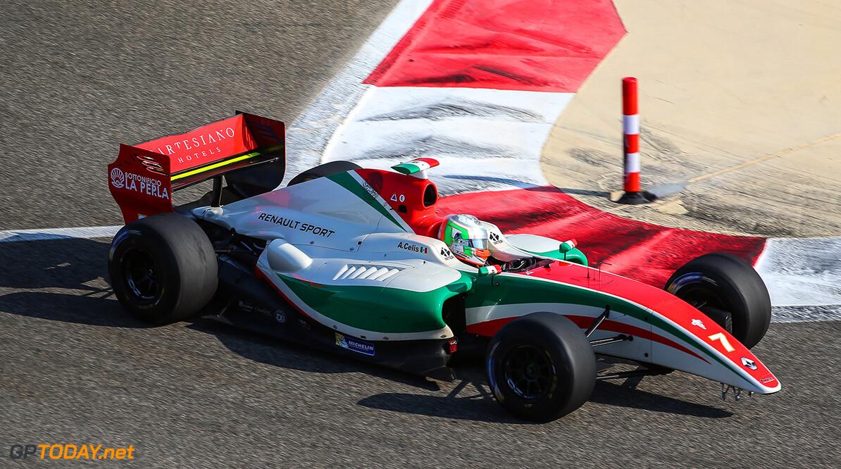 BAHRAIN (BH), November 16-18 2017: Last round of the World Series Formula V8 3.5 at Bahrain International Circuit. Alfonso Celis Jr. #07 Fortec Motorsports. (C) 2017 Sebastiaan Rozendaal / Dutch Photo Agency BAHRAIN RACING FORMULA V8 2017 Sebastiaan Rozendaal BAHRAIN