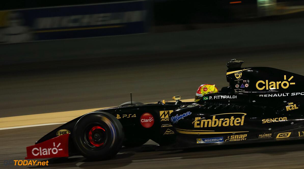 BAHRAIN (BH), November 16-18 2017: Last round of the World Series Formula V8 3.5 at Bahrain International Circuit. Pietro Fittipaldi #04 Lotus. (C) 2017 Sebastiaan Rozendaal / Dutch Photo Agency BAHRAIN RACING FORMULA V8 2017 Sebastiaan Rozendaal BAHRAIN
