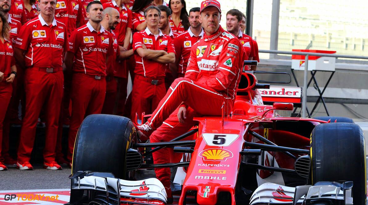 Sebastian Vettel says Formula E 'not the future'