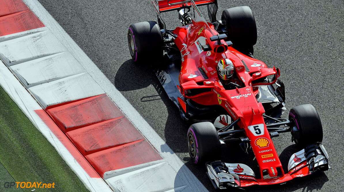 Vettel confident Ferrari can challenge Mercedes on race pace