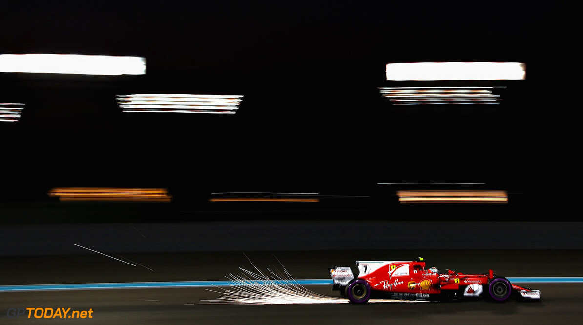 <strong>Photos:</strong> Friday at 2017 Abu Dhabi Grand Prix