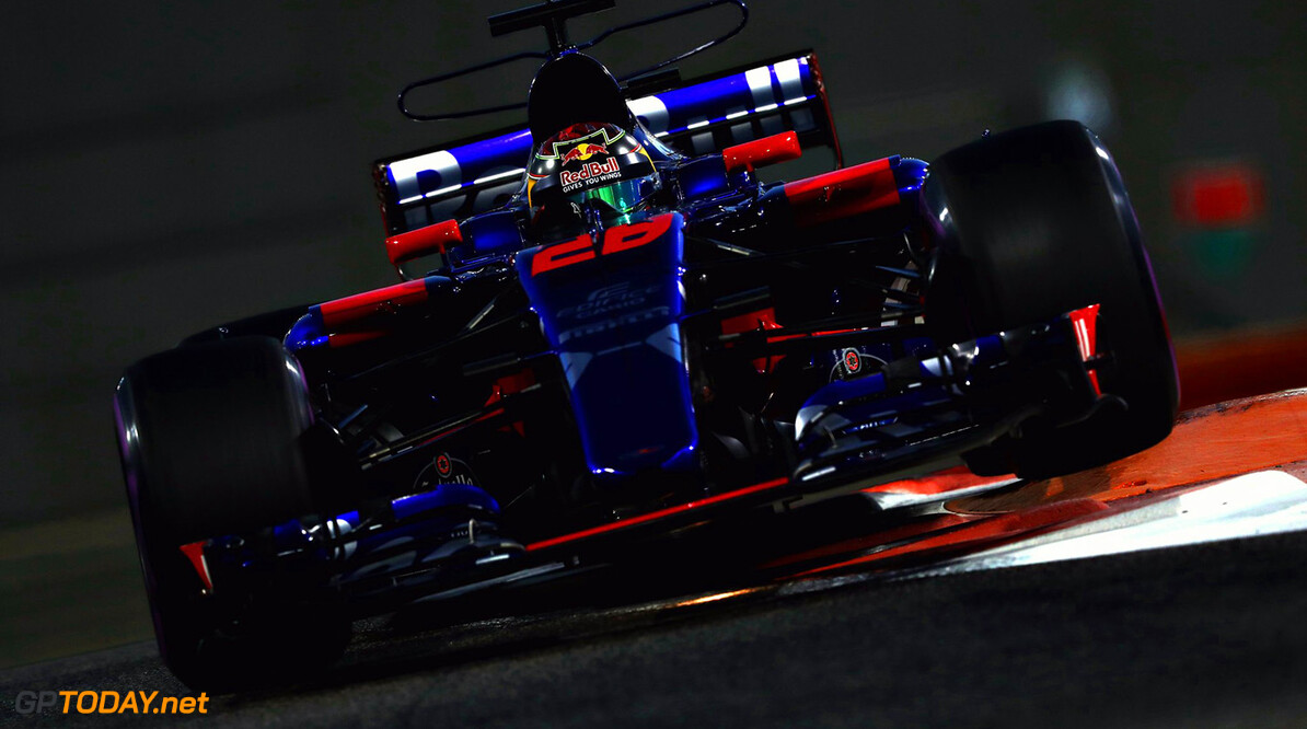 Hartley receives another grid penalty ahead of Abu Dhabi GP