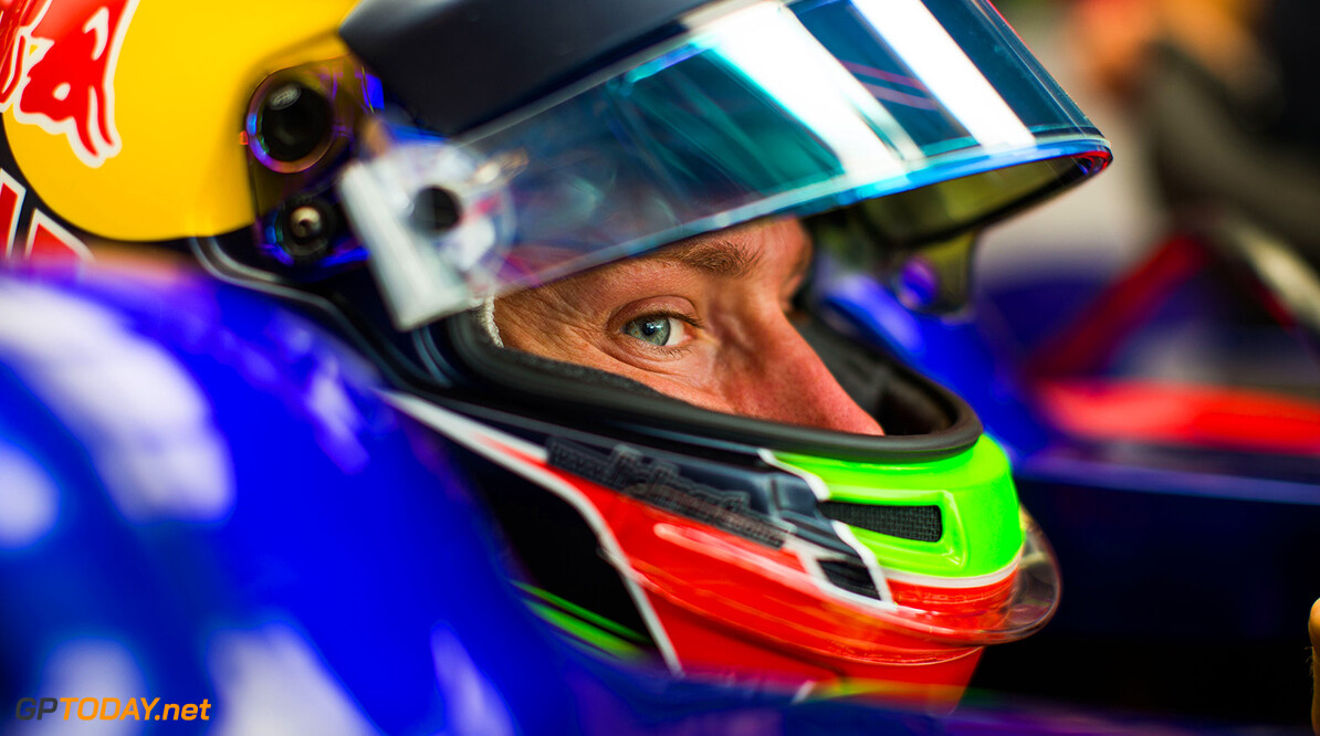 ABU DHABI, UNITED ARAB EMIRATES - NOVEMBER 24:  Brendon Hartley of Scuderia Toro Rosso and New Zealand  during practice for the Abu Dhabi Formula One Grand Prix at Yas Marina Circuit on November 24, 2017 in Abu Dhabi, United Arab Emirates.  (Photo by Peter Fox/Getty Images) // Getty Images / Red Bull Content Pool  // P-20171124-00873 // Usage for editorial use only // Please go to www.redbullcontentpool.com for further information. //  F1 Grand Prix of Abu Dhabi - Practice Peter Fox Abu Dhabi United Arab Emirates  P-20171124-00873