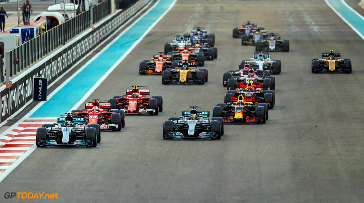 Afschrijvingen grote kostenpost op de begroting van de F1