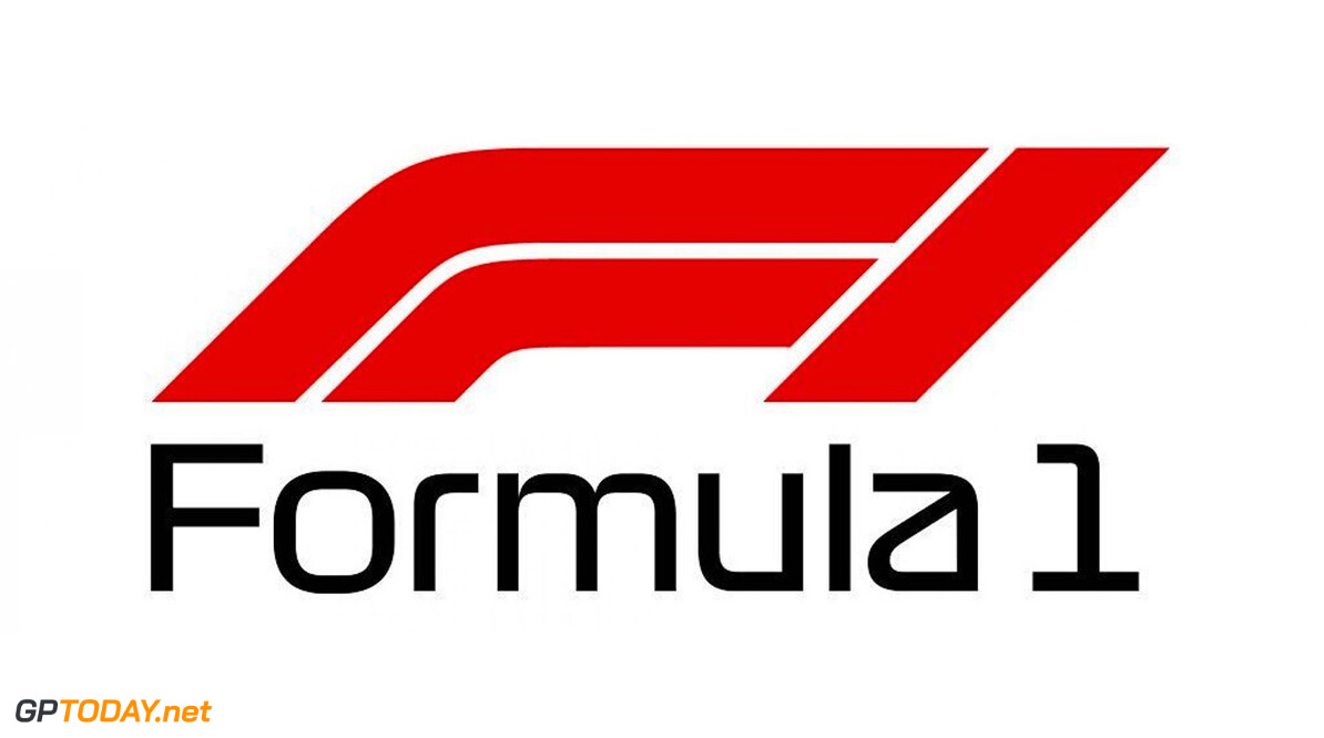 F1 drivers not keen on new Formula 1 logo