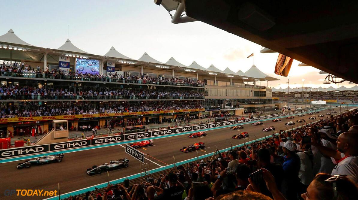 Het inschrijfgeld van de Formule 1-teams voor 2018