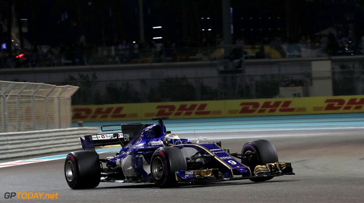 """Marcus Ericsson: """"Blij en dankbaar om in 2018 ook F1-coureur te zijn"""""""