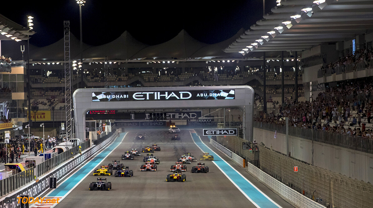 2017 FIA Formula 2 Round 11.