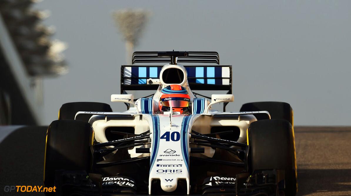 Williams doet geen uitspraken over snelheid Kubica