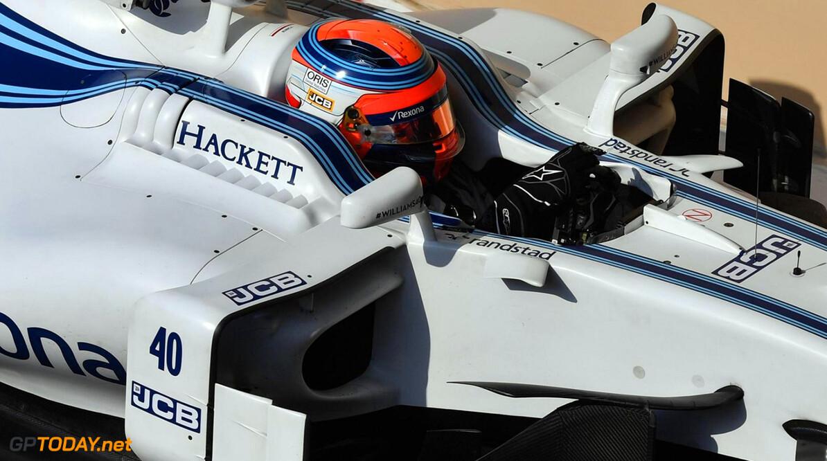 Robert Kubica voelt zich op zijn gemak in Williams FW40
