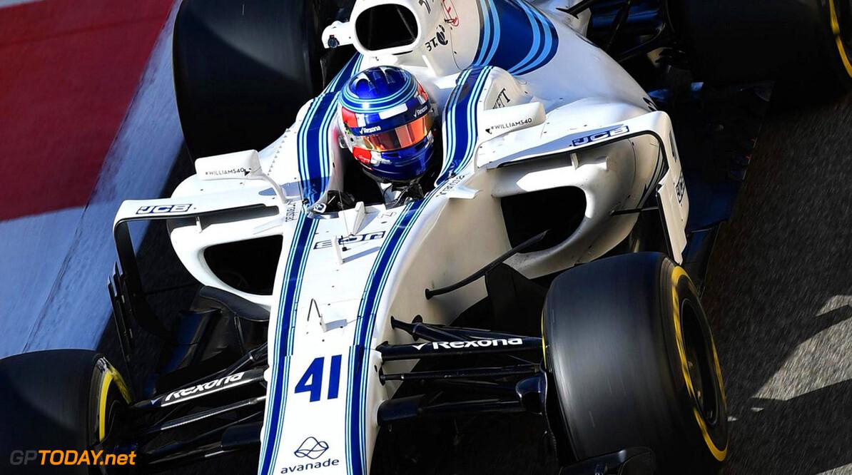 Sirotkin imponeerde Williams met snelheid en talent