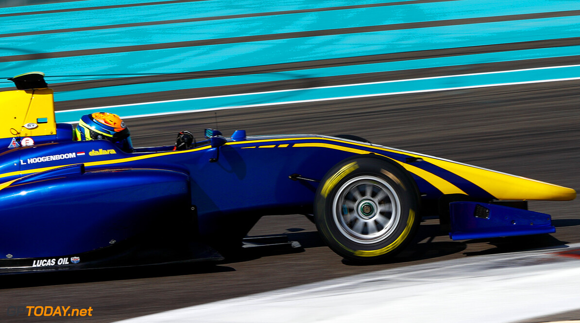 2017 GP3 Series Test 5.