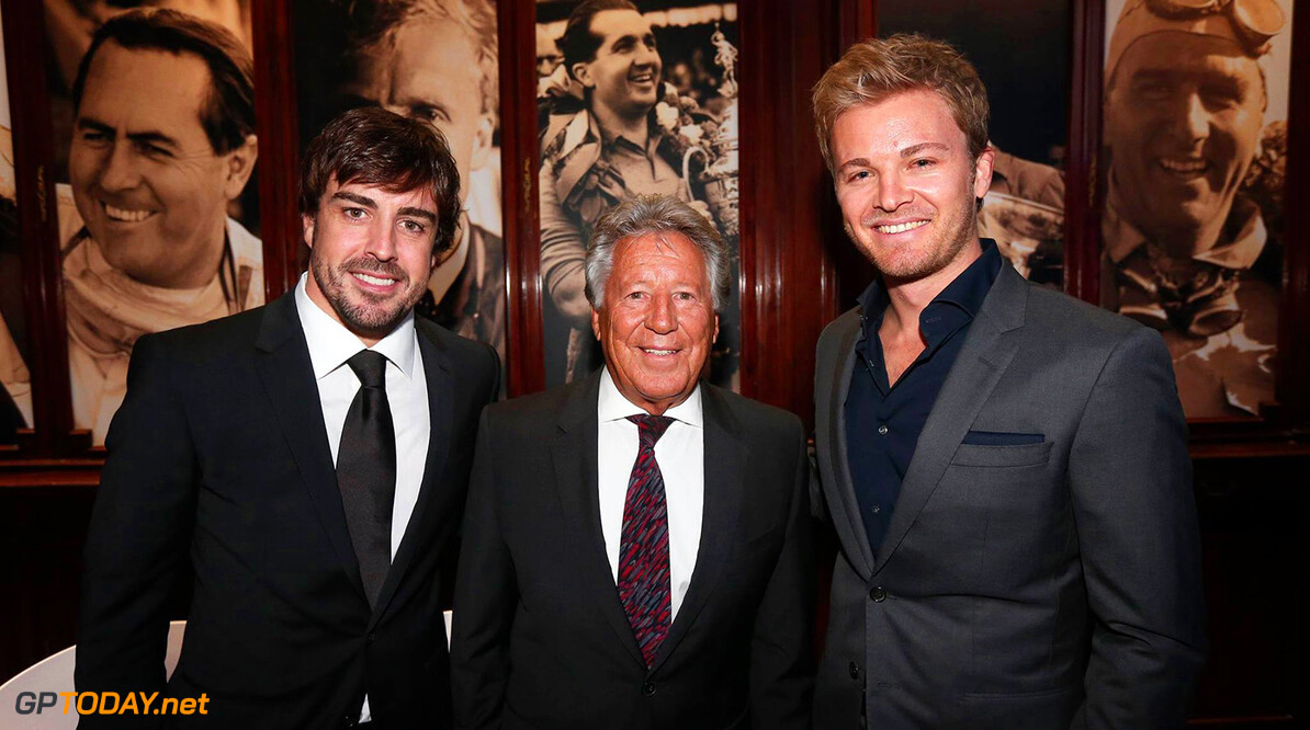 <b>Video:</b> Rosberg over een historische avond in Parijs