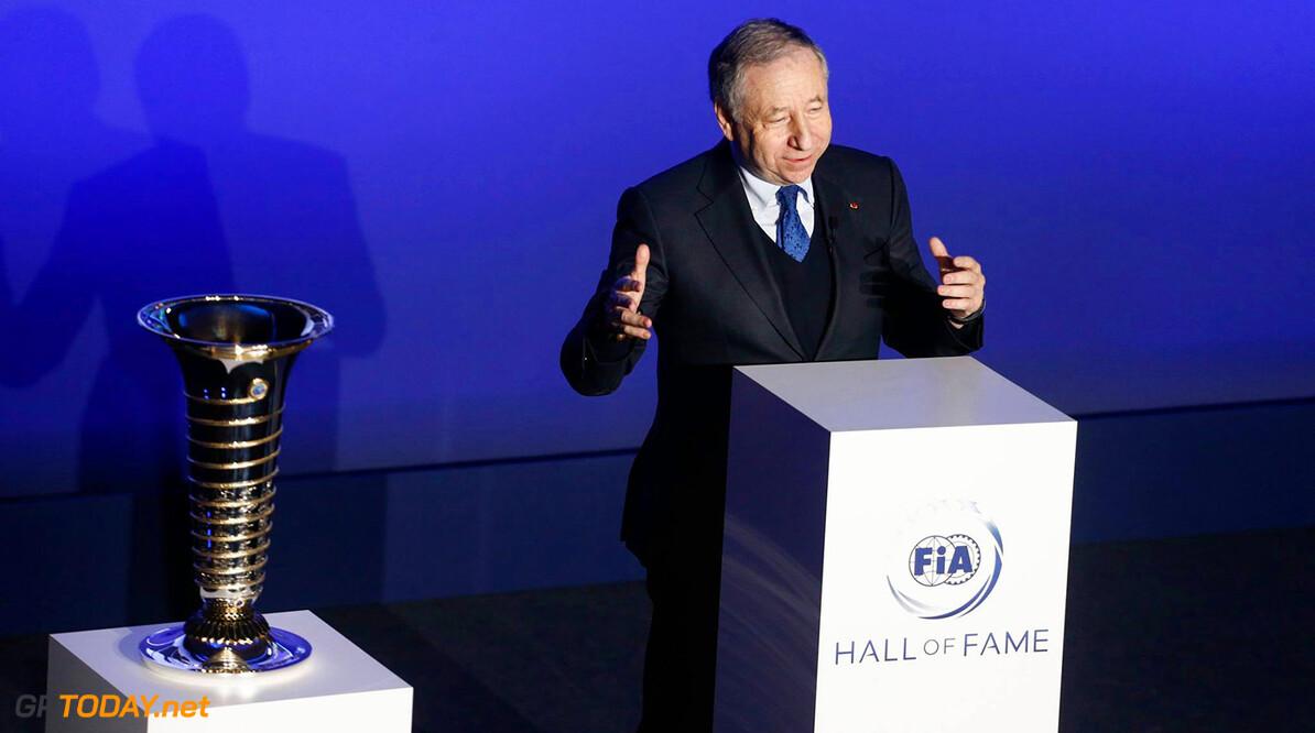 Todt houdt pleidooi voor één motor voor F1 én WEC