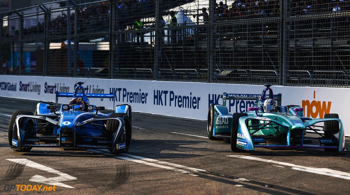Formule E tot en met 2025 met standaard batterijen