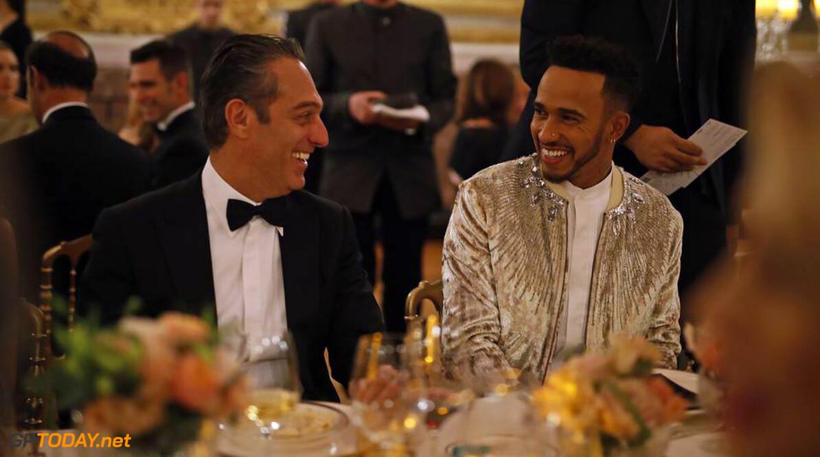 Hamilton verliest van atleet Farah in Britse verkiezing