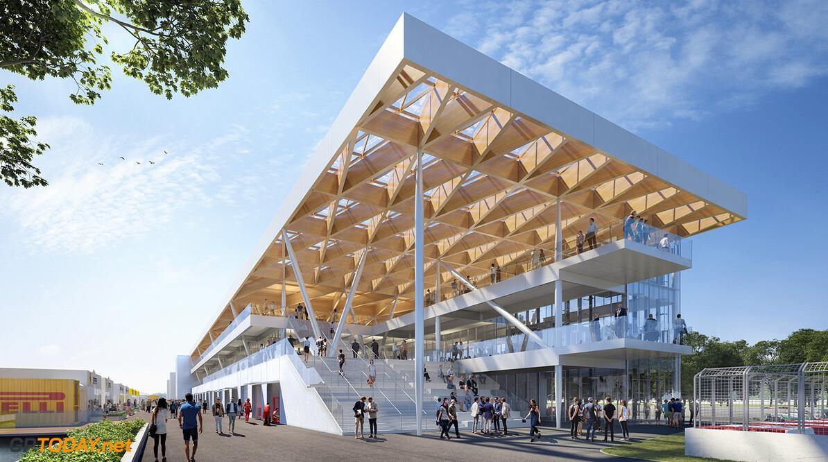 Montreal presenteert de plannen voor nieuw pitcomplex