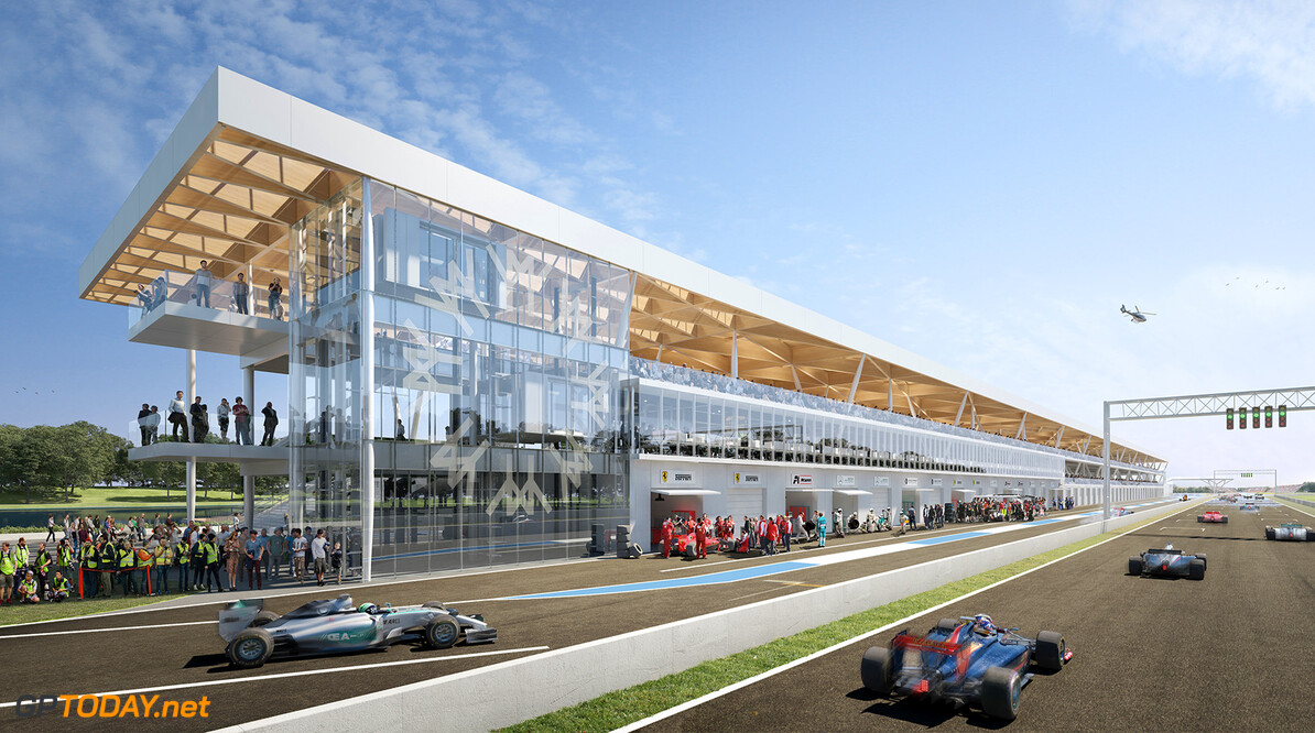 Circuit Gilles Villeneuve paddock to be upgraded