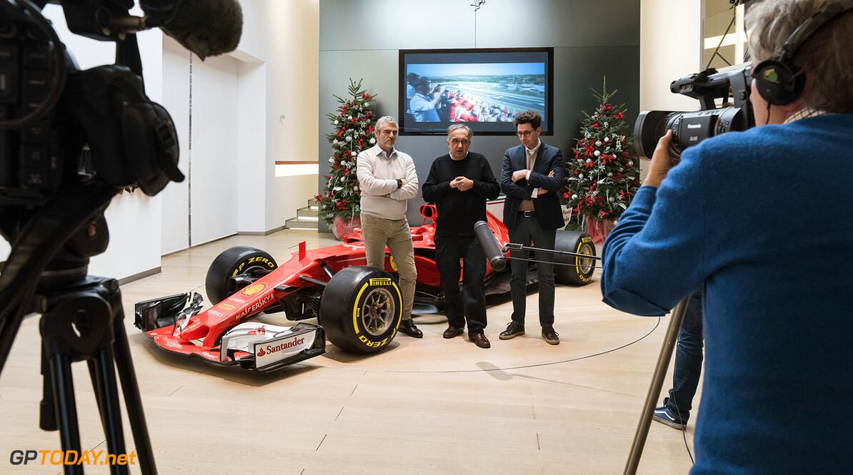 Ferrari Incontro tra i Giornalisti e la GES Ferrari Incontro tra i Giornalisti e la GES  Andrea Giovanelli/LaPresse Maranello Italia