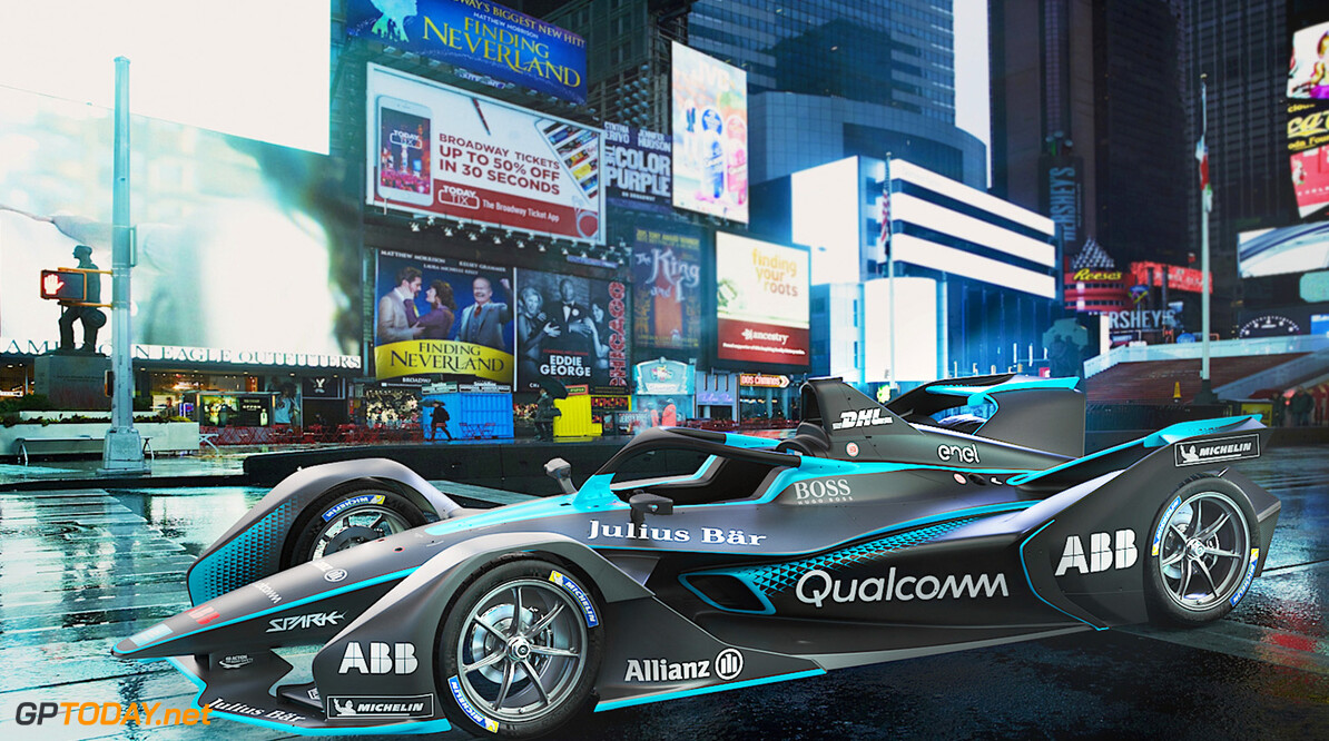 Formula E's second generation car unveiled