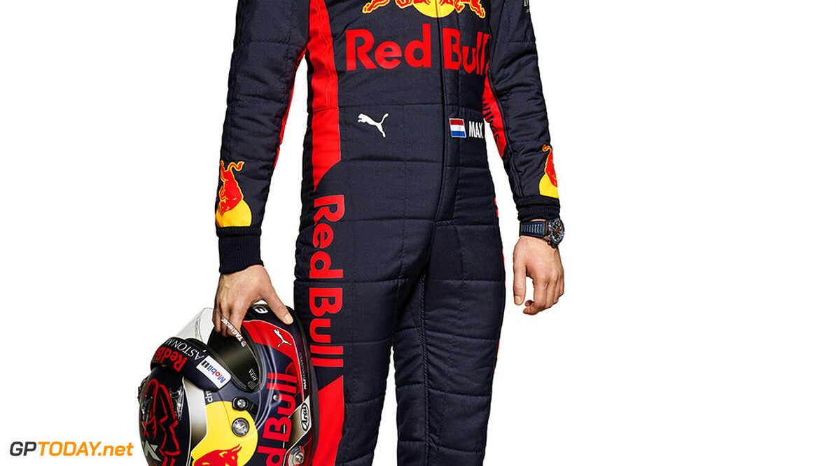 Max Verstappen of Red Bull Racing seen during the 2018 studio shoot. // David Clerihew/Red Bull Content Pool // AP-1UTVREDYS1W11 // Usage for editorial use only // Please go to www.redbullcontentpool.com for further information. //  Max Verstappen      AP-1UTVREDYS1W11