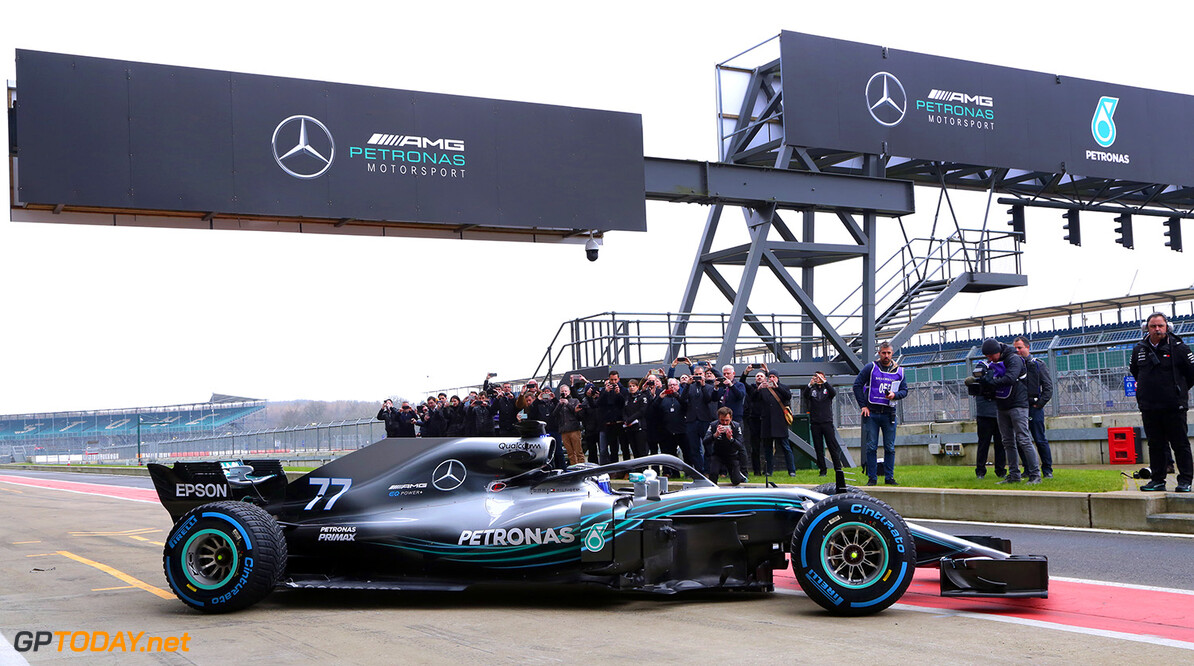 Mercedes to conduct private test at Silverstone ahead of F1's return